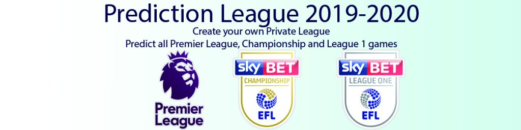 Football Predictions – The number one place for prediction leagues